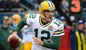Mr. Rodgers made Chicago his neighborhood en route to a second consecutive NFC North Championship