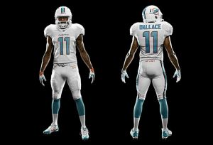 Dolphins Uniform