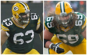 Has Corey Linsley really outperformed David Bakhtiari? Maybe not, but he's still been quite solid.