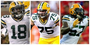 Two of these three men are important free agency targets. The third is Jamari Lattimore.